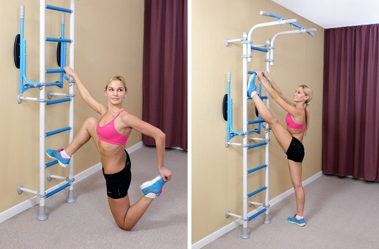 Гимнастические упражнения для начинающих